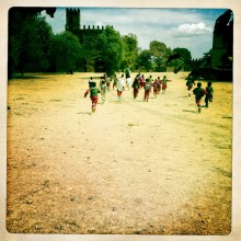 Children, Gondar