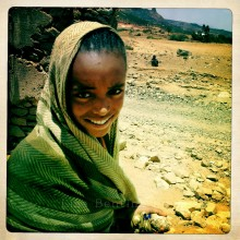 Girl, Axum