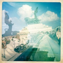 Double Exposure Rome